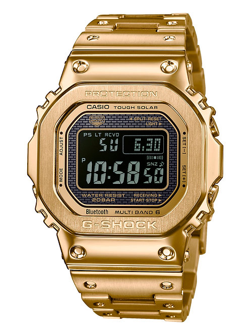 Casio - G-Shock GMW-B5000GD-9ER - Full Metal Gold