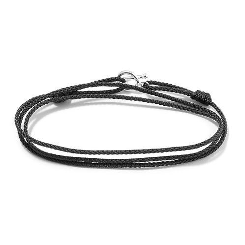 Oskar Gydell - Nylon Rope - Black