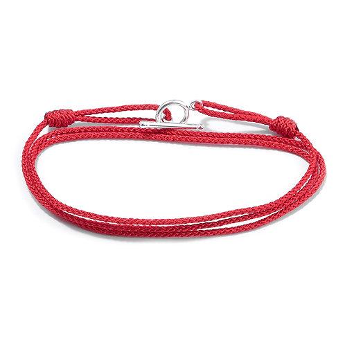 Oskar Gydell - Nylon Rope - Red