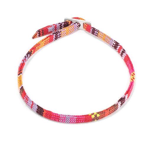 Oskar Gydell - African cord bracelet - Red