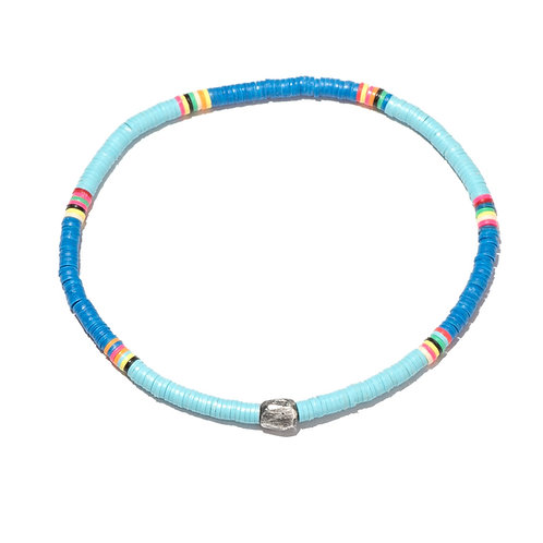 Oskar Gydell - Vinyl blue rainbow small