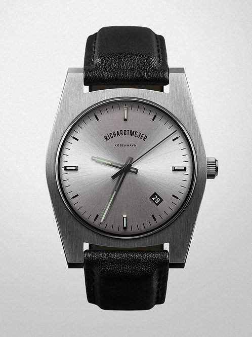 Richardt Mejer - Signature Watch / Silver