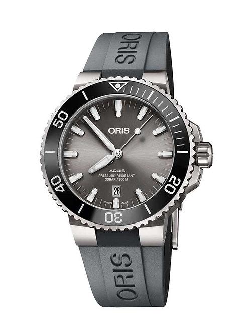 Oris - Aquis Date Titanium