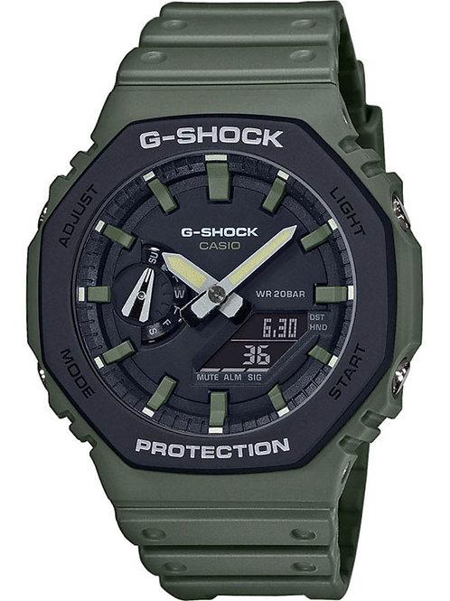 Casio - G-Shock GA-2110SU-3AER - Octagon Military