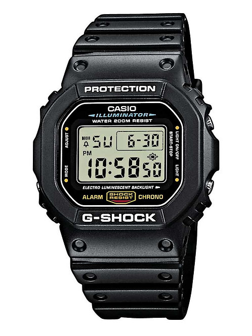 Casio - G-Shock DW-5600E 1VER