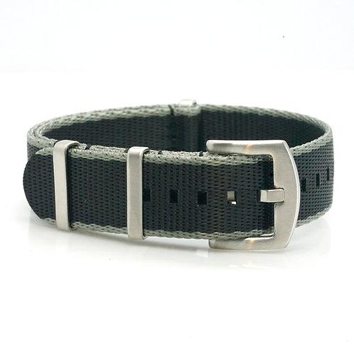 Nato - Seabelt - Black/Grey