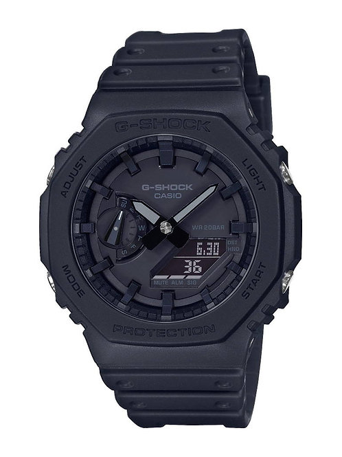 Casio - G-Shock GA-2100-1A1ER - Octagon
