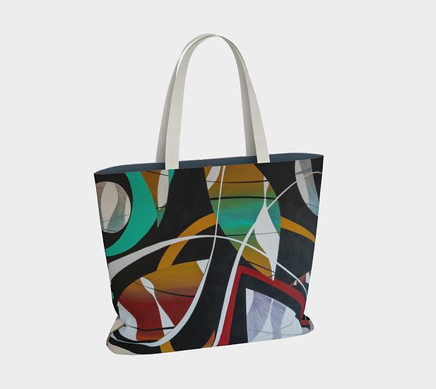 """Grand sac classique série """"camouflage#1"""""""
