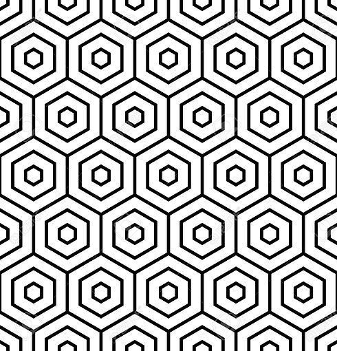 20697533-Hexagons-texture-Seamless-geome