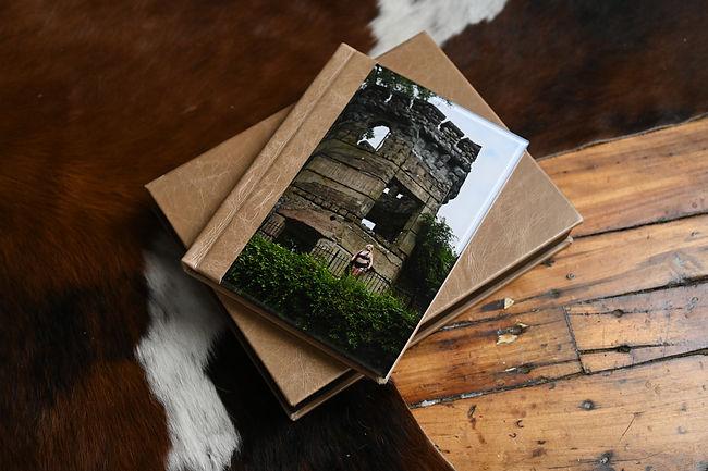 Acrylic Cover Album, Leather Album, Boudoir Album