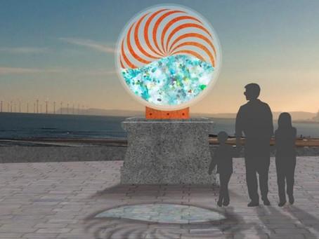 Stuart Langley Public Art Commision