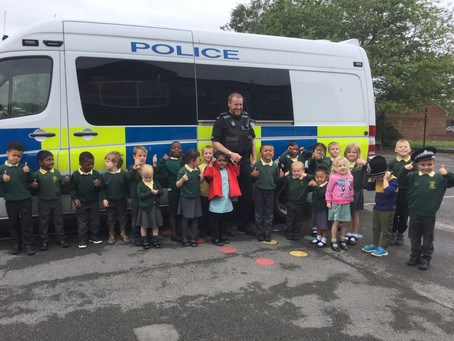 Police Visit to Early Years