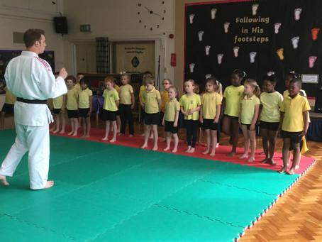 Year 1 Judo
