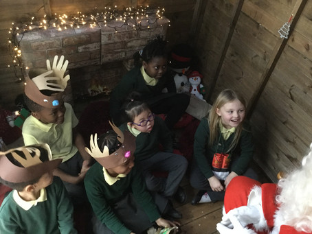 Christmas Activity Afternoon