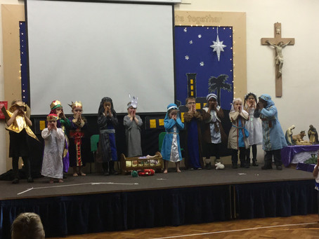 Christmas Nativity KS1