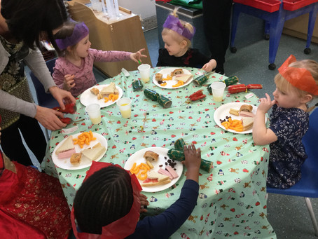 Early Years Christmas Party