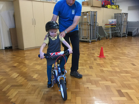 Balance Bike Training