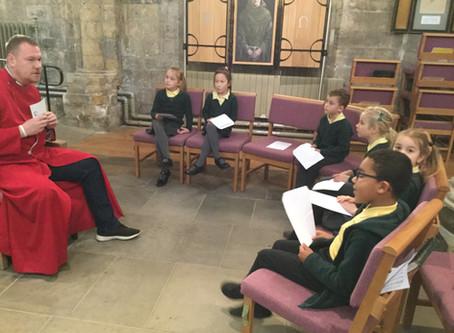 Advent at St Hilda's Church