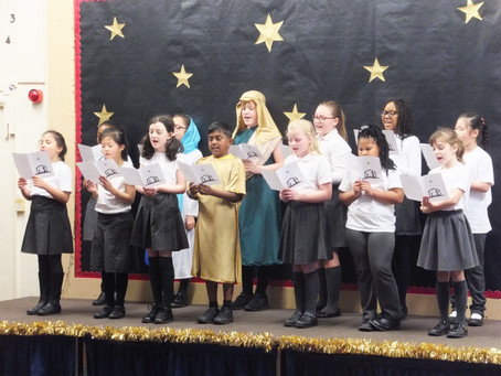 St. Joseph's Nativity Production