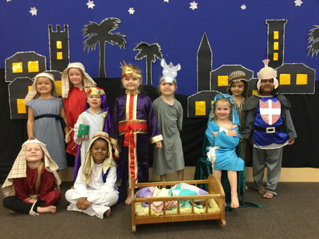 Early Years Advent Celebrations
