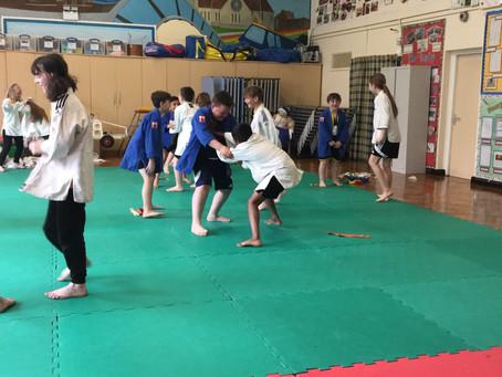 Y5 Judo