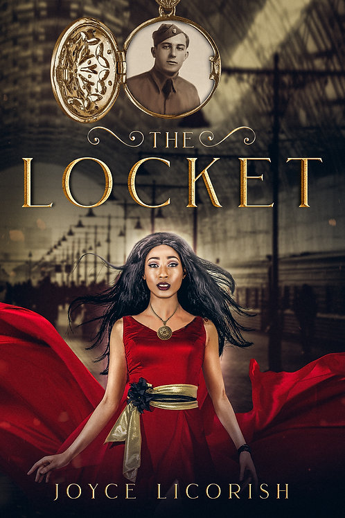 The Locket (Signed Paperback)