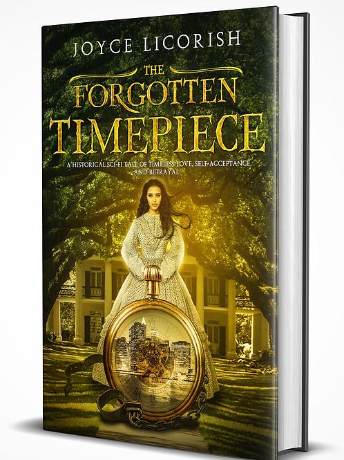 Forgotten Timepiece (Signed Hardback)