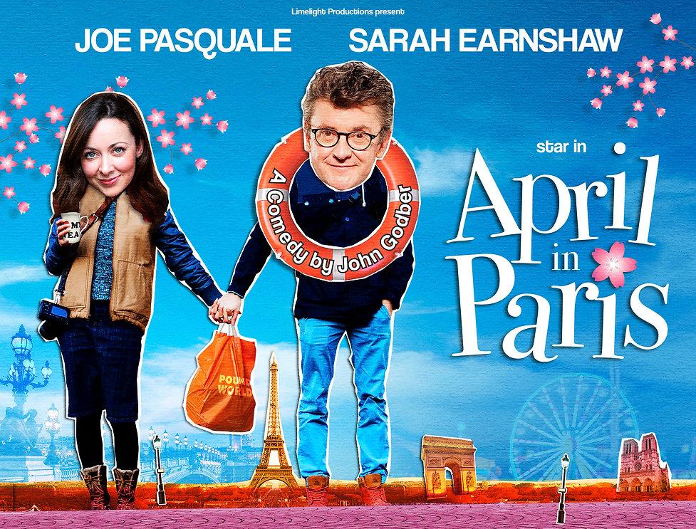 April In Paris UK Tour