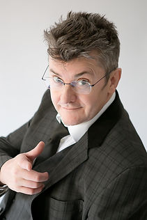 Joe Pasquale - April in Paris UK Tour