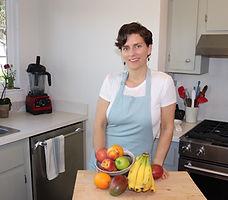 Chef Megan Kamosi