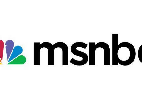 MARK PAUSTENBACH - MSNBC: Will Dems unite before Election Day?