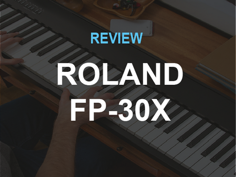 Review: Is the Roland FP-30X best value for money?