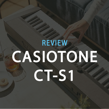 Review: Is the Casio CT-S1 better than its predecessors?