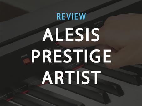 Review: 5 Reasons Alesis Prestige Artist is the Best Piano Keyboard under $600