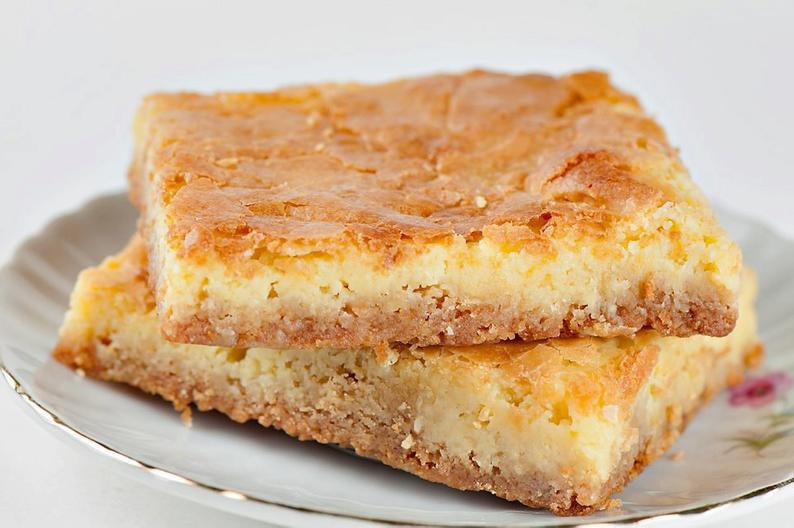Ooey Gooey Butter Cake (8x8 pan) MANY FLAVORS