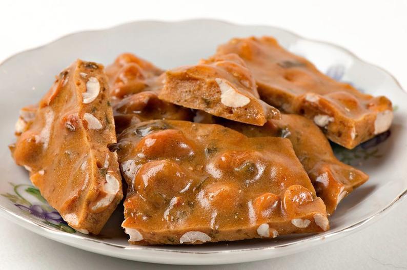 Jalapeno Peanut Brittle (1 pound)