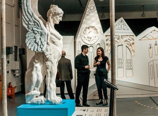 Легкомысленная выставка со сложной историей. «Лев, сова и мыльный камень» в Мастерской Аникушина