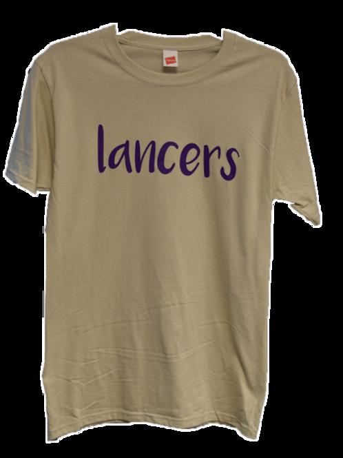 Purple Lancers T-Shirt