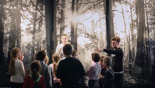 Я поведу тебя в музей. Программы Музея современного искусства «Гараж» для детей и подростков