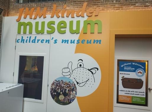 Мероприятия для детей в Еврейском историческом музее, Амстердам