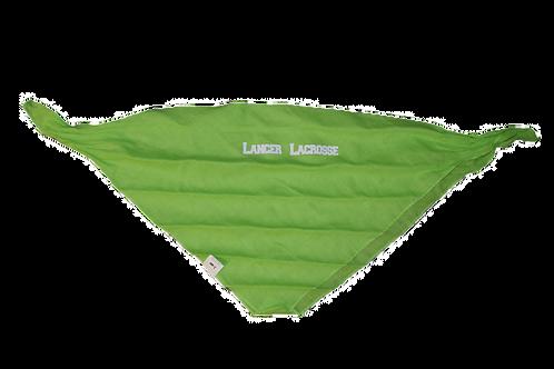 Green Lancer Lacrosse Bandana