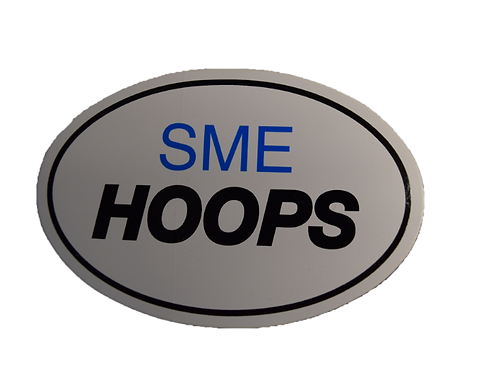 SME Hoops Sticker