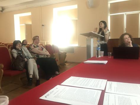 26 июня состоялась презентация проектов лаборатории «Развитие аудитории: теория и лучшие практики»