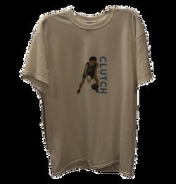 Clutch Shirt- White