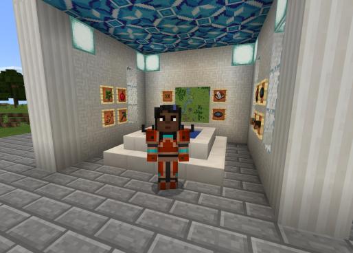 По кирпичикам: Как платформа Minecraft обогащает способы общения музеев с аудиторией