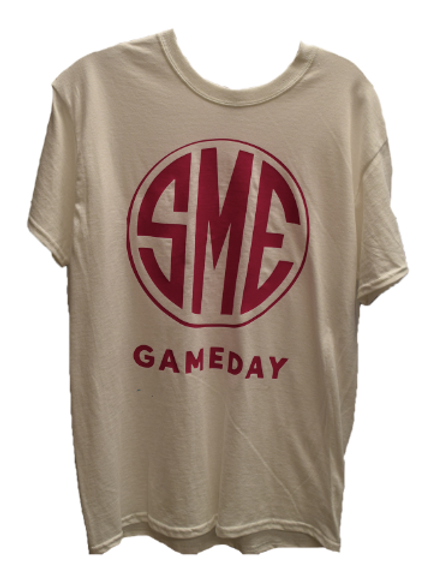 Pink SME Gameday T-Shirt