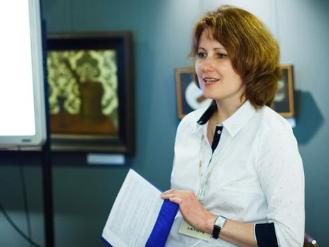 27 июня в галерее «Сарай» Музея Анны Ахматовой состоялось заседание клуба «Музейное посольство»