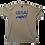 Thumbnail: Cougar Hunt (nude/blue) T-Shirt