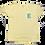 """Thumbnail: Yellow """"E"""" Pocket T-Shirt"""