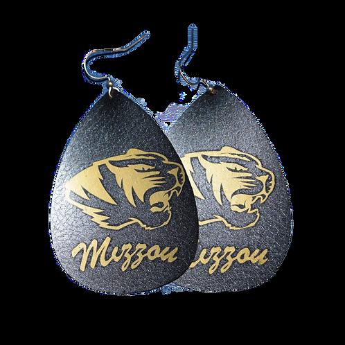 Mizzou Earrings